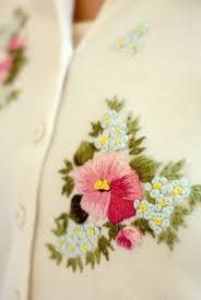sweater embroidery designs - Pesquisa Google