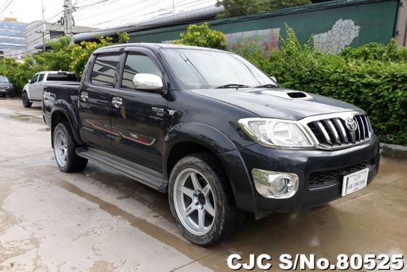 2011 Toyota Hilux Vigo Black Manual 2 5l Diesel For Sale At