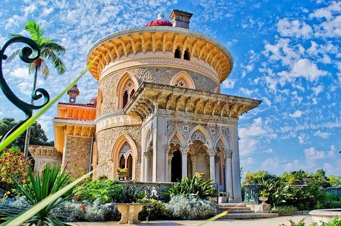 Palácio de Monserrate, Portugal ♥ | ©