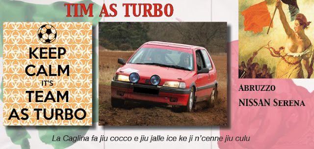 59_TIM AS TURBO http://rallydeglieroi2016.blogspot.it/p/catalogo-degli-eroi.html #rallydeglieroi #sonouneroe #Garibaldi @RobertoCattone