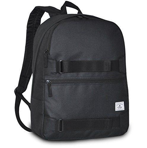 Everest Grip Tape Skateboard Backpack Black One Size >>> You can get additional details at the image link.
