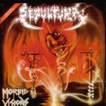 """L'album dei #Sepultura intitolato """"Morbid visions""""."""