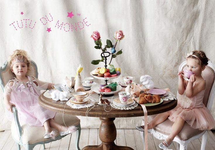 Tea party loveliness.