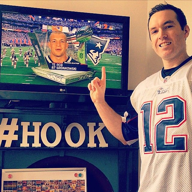Hook Media are all about the New England Patriots in today's #SuperBowl. Let's #GoPats