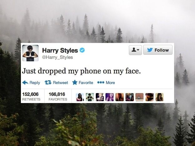 The 24 Deepest Harry Styles Tweets Of 2013. Hahahahah! I find these way too funny