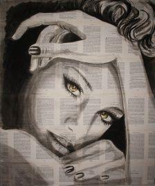 Kunstenaars - Dijk, Thea van