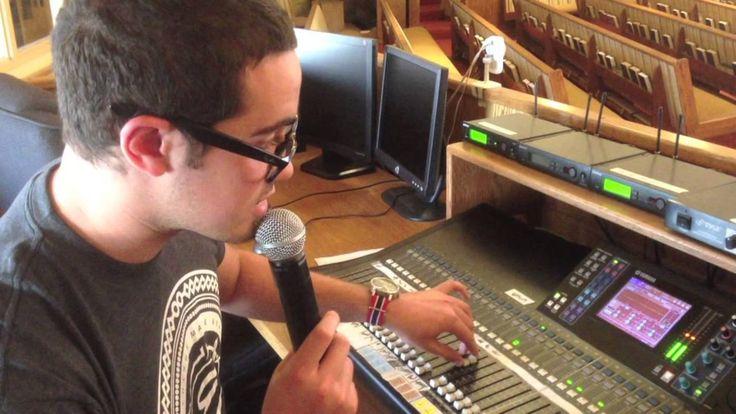 Yamaha LS9 Soundboard Tutorial (The Basics)