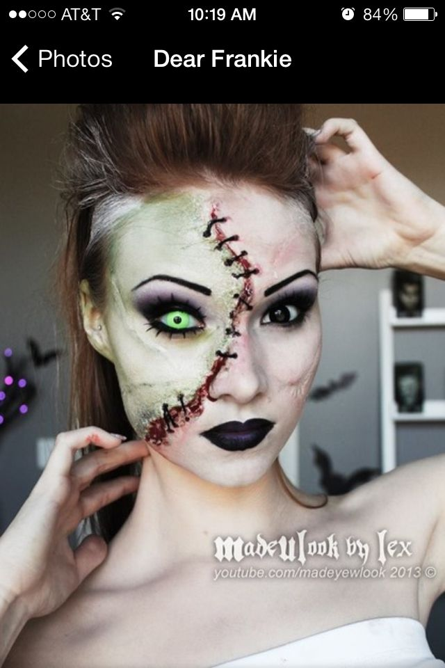 MadeYewLook by Lex. Check out her step by step tutorials on YouTube. She is self taught and amazing!