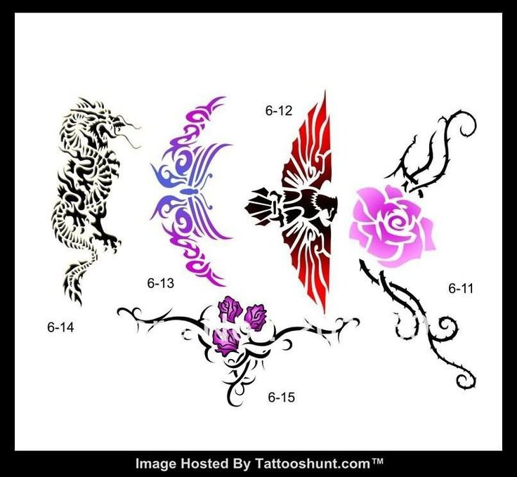 Pics Photos Tribal Airbrush Tattoo Designs