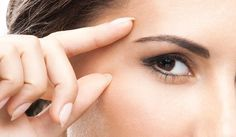 Nutrition Share: How to Get Rid of Under Eye Wrinkles Naturally.  #Eye #wrinkles…