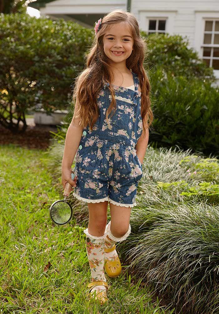 Playground Romper - Matilda Jane Clothing