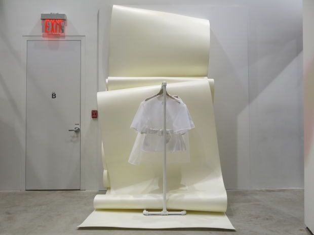 Melitta Baumeister's installation at Dover Street Market New York. Photo: Dover Street Market New York