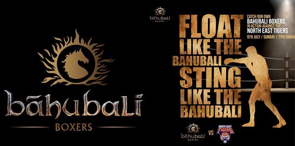 Rana Daggubati and Prabhas' Baahubali is now a boxing team in Super Boxing league #FansnStars
