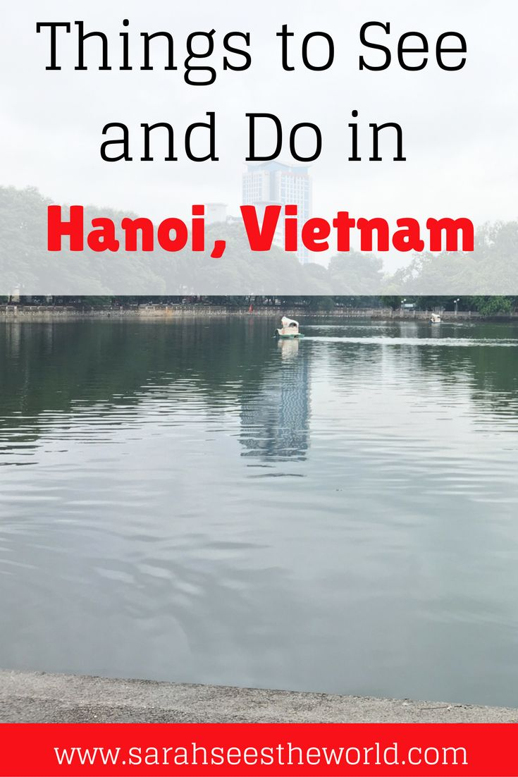 Hanoi, Vietnam is an interesting town. While it wasn't my favorite place, I did find some good places to eat in Hanoi, nice accommodation in Hanoi, and things to do in Hanoi. See what parts were my favorite and what I wasn't so crazy about. Don't forget to save this to your travel board.