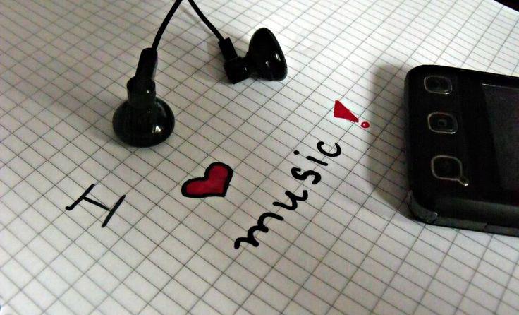 I ❤️ music