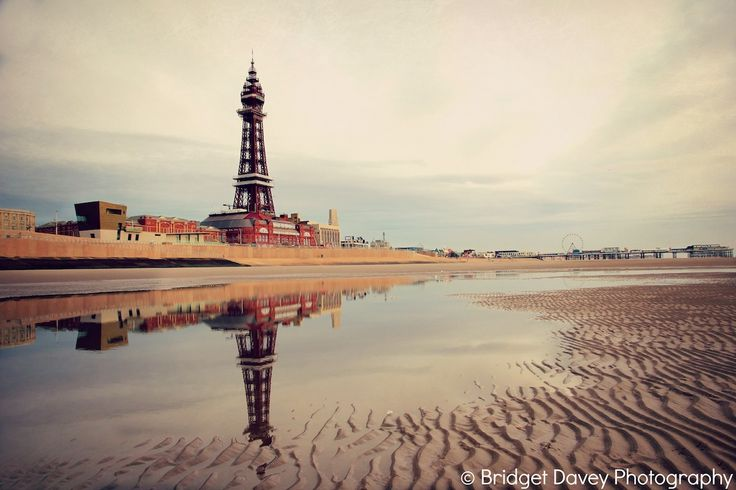 Blackpool Reflections by Bridget Davey on 500px