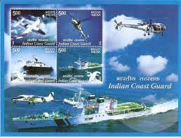 Coast Guard Mini Sheet