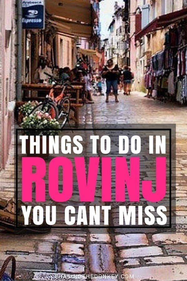 Things to do in Rovinj | Croatia Travel Blog