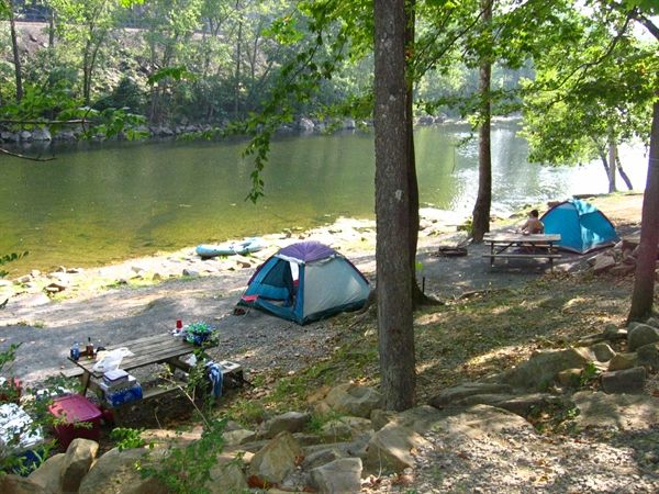 Greenbrier River Campground in Alderson West Virginia - great small family friendly place on the banks of the Greenbrier River. Rental RV's, cabins, tent & RV sites… a little bit for everyone with great amenities & activities!
