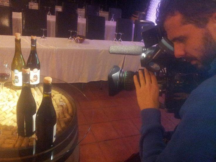 Mañana, en @agrosfera_tve #taponderosca, un reportaje de @carlosdelamoren y @Rjuarez38 desde @La_Estacada