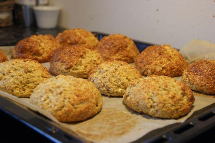 Oppskrift: Proteinrundstykker (KRISTINE FJELLESTAD - Kampen mot overvekten)