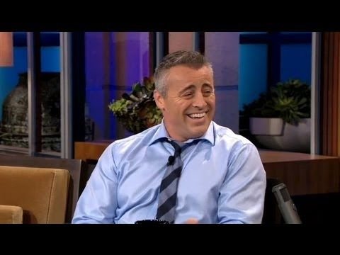 """Matt LeBlanc Interview on The Tonight Show with Jay Leno 2013"" - YouTube"
