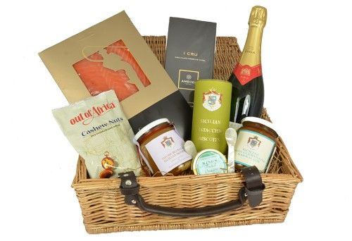 Build Your Own Hamper - Create a totally bespoke hamper for the perfect gift