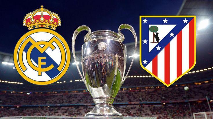 Fußball heute: Atletico - Real: Champions League Live Stream CL Live Finale 2014 TV-Übertragung & ZDF Mediathek & Sky Go