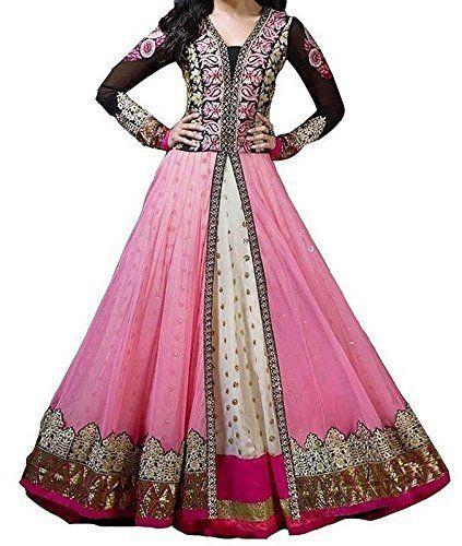 Dress(Women's Clothing Dress for women latest designer wear Dress collection in latest Dress beautiful bollywood Dress for women party wear offer designer Dress)