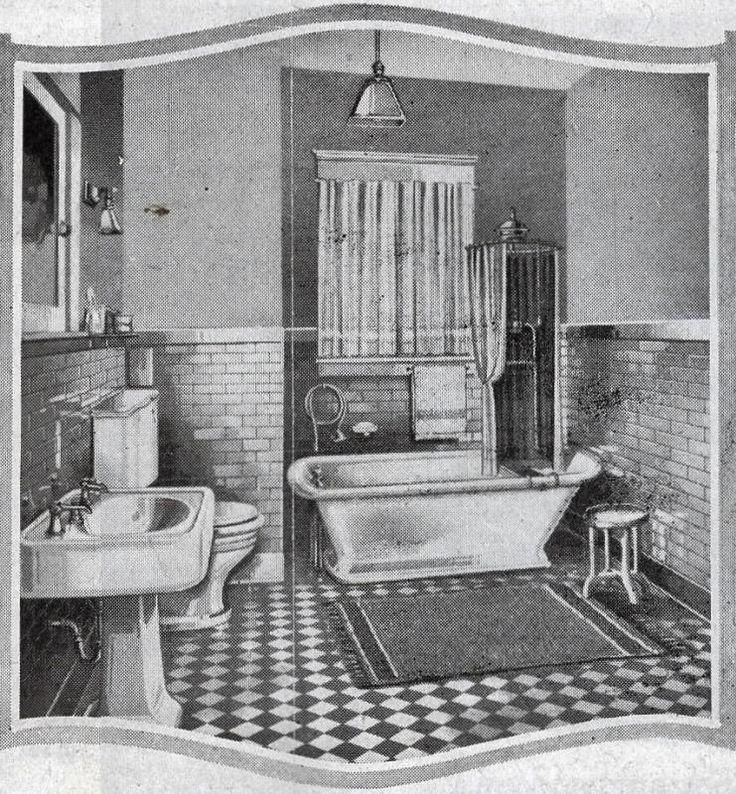 40 Wonderful Pictures And Ideas Of 1920s Bathroom Tile Designs: 25+ Best 1920s Bathroom Trending Ideas On Pinterest