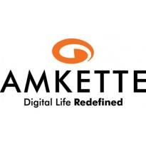Amkette Logo. Get this logo in Vector format from http://logovectors.net/amkette/