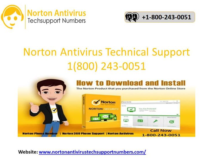 how to call norton customer service