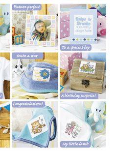 50 Nursery Rhyme Gift Ideas 2/2 Cross Stitch Crazy  Issue 180 September 2013   Saved