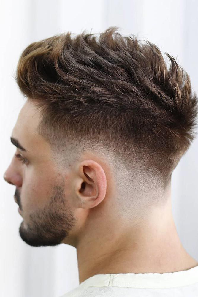 how to crew cut your own hair