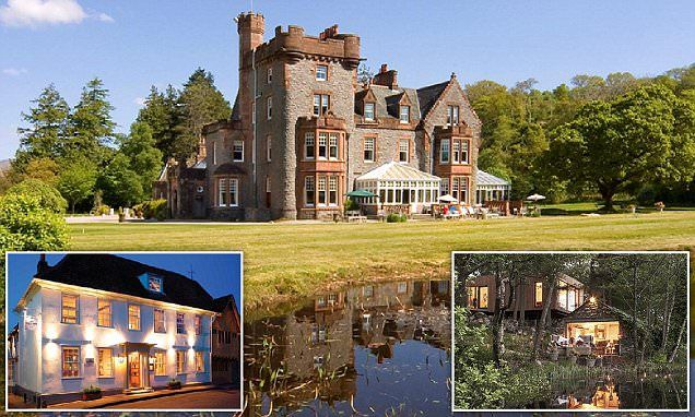 The Inspector checks out Britain's most romantic hotels
