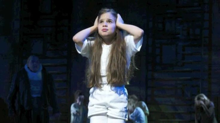 "Matilda the Musical (LND) ""Quiet""  This song is gorgeous."