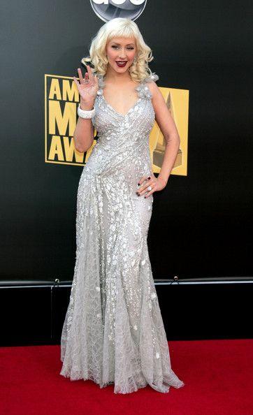 Christina Aguilera, singer