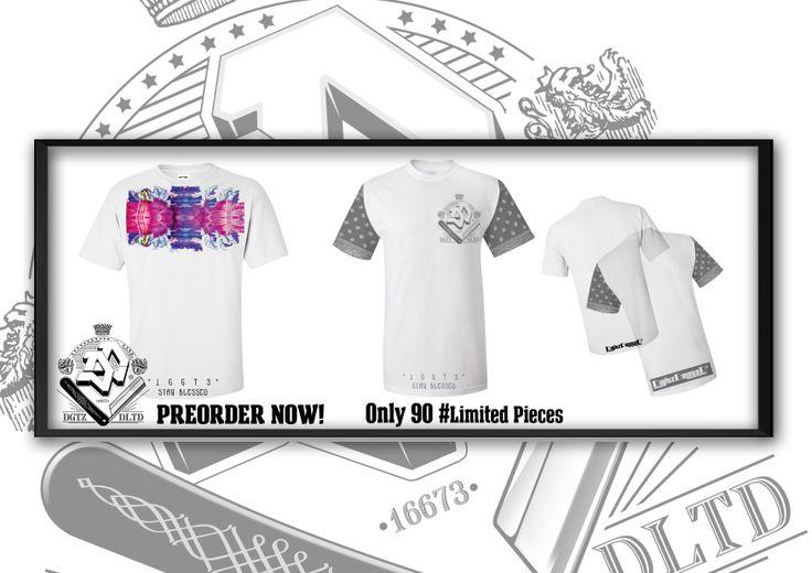 DigitzDeleted t-shirt summer 2014 designs