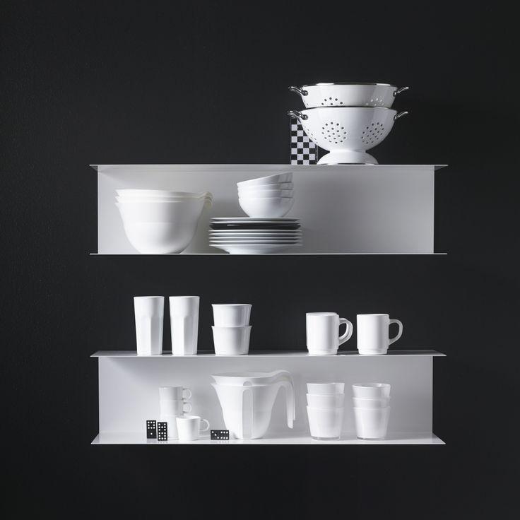 BOTKYRKA wandplank. Maak je keuken helemaal af met onze producten! #IKEA #keuken
