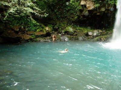 Rincon de la vieja national park.