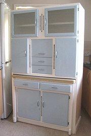 50's kitchen unit