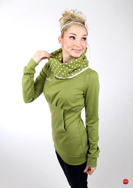 "MEKO+Hoodie+""CARYNA_14SPPG""+++von+meko®+Store+++auf+DaWanda.com"