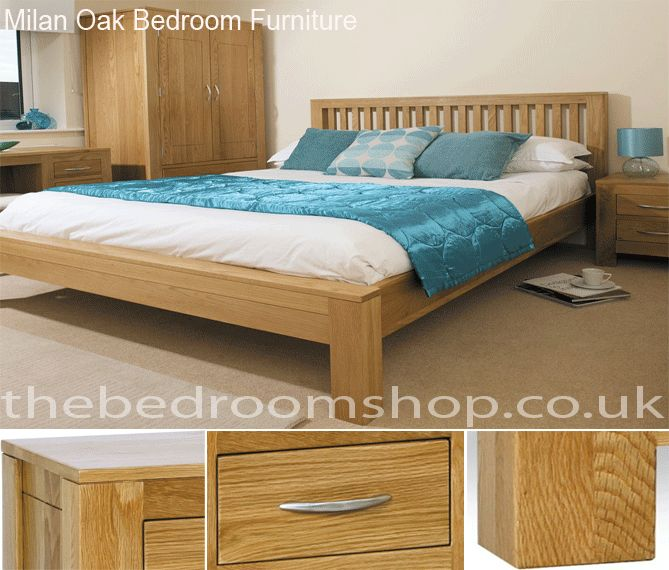 Milano bedroom furniture