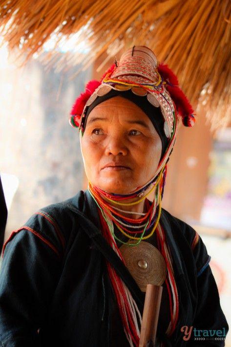 17 Best images about Tribal - Akha on Pinterest  Portrait ...