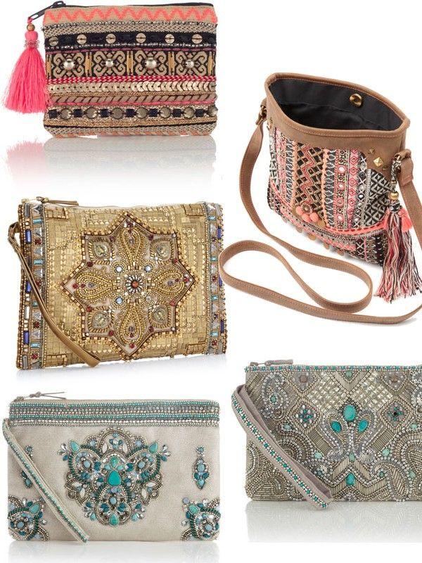 pochette orientale moroccan arabic bag clutch