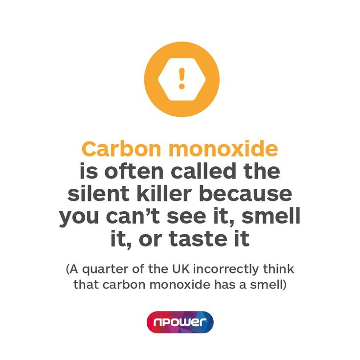The Dangers of Carbon Monoxide Poisoning - Mum In The Madhouse