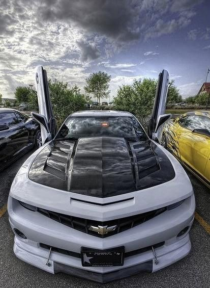 The Chevrolet bats sports car - #HDRI #HDRphotographer #dreamcar