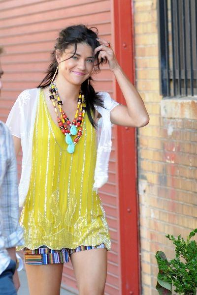 Jessica Szohr style, love her style