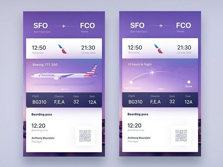 Fantasy.co is working with airlines, online travel agencies and mobile operators to improve your travel experience. #travel #fly #ux #ui #concept