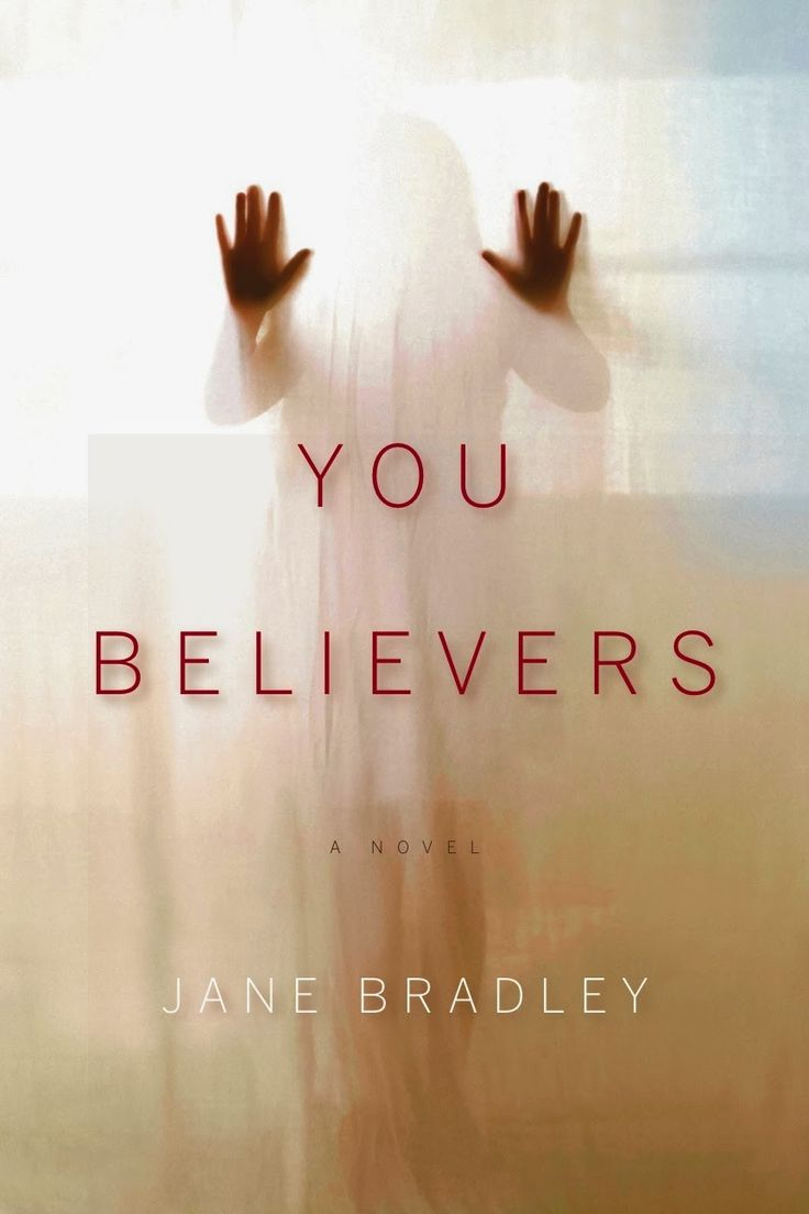 Breathtaking Book Cover: You Believers by Jane Bradley